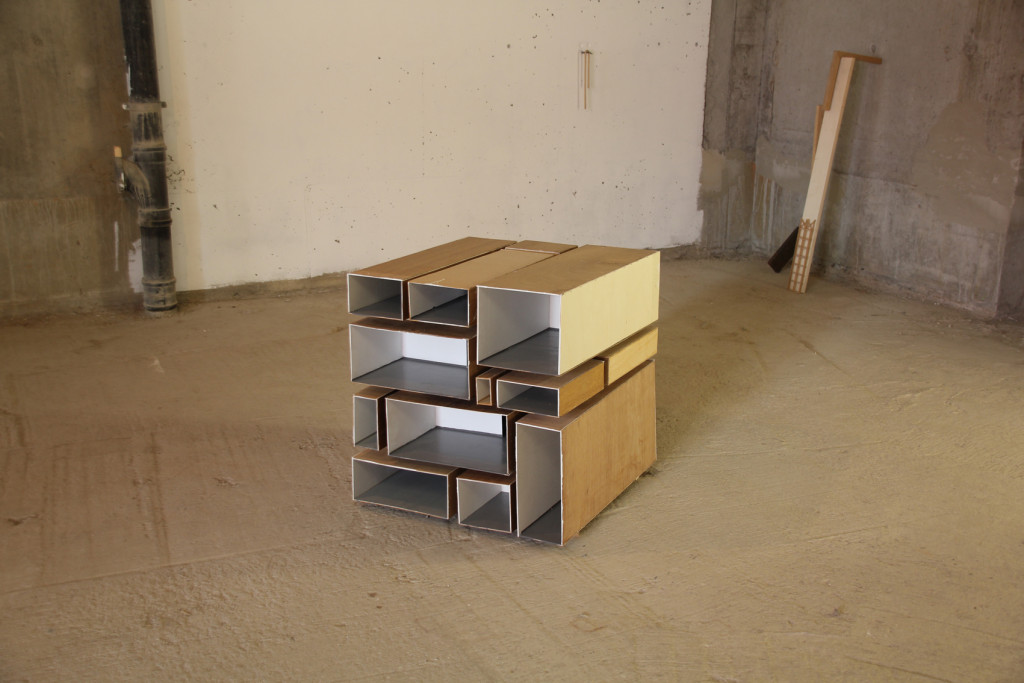 009 Danny Foolen - Without title (Cube)