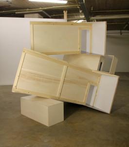 Danny Foolen - Stacked space 07